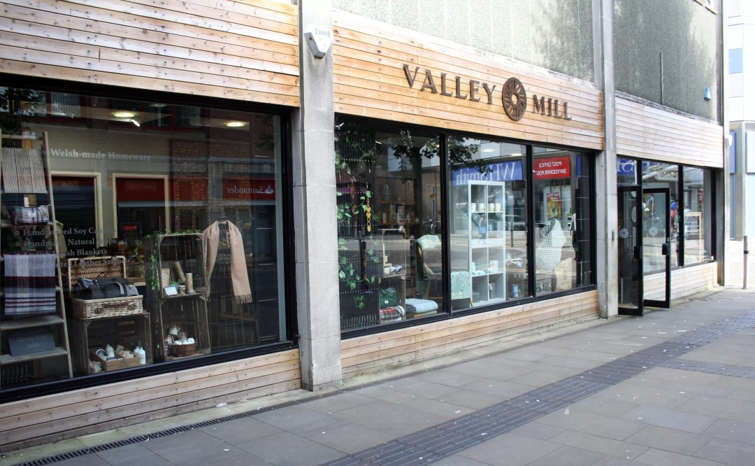 Valley Mill Swansea Store