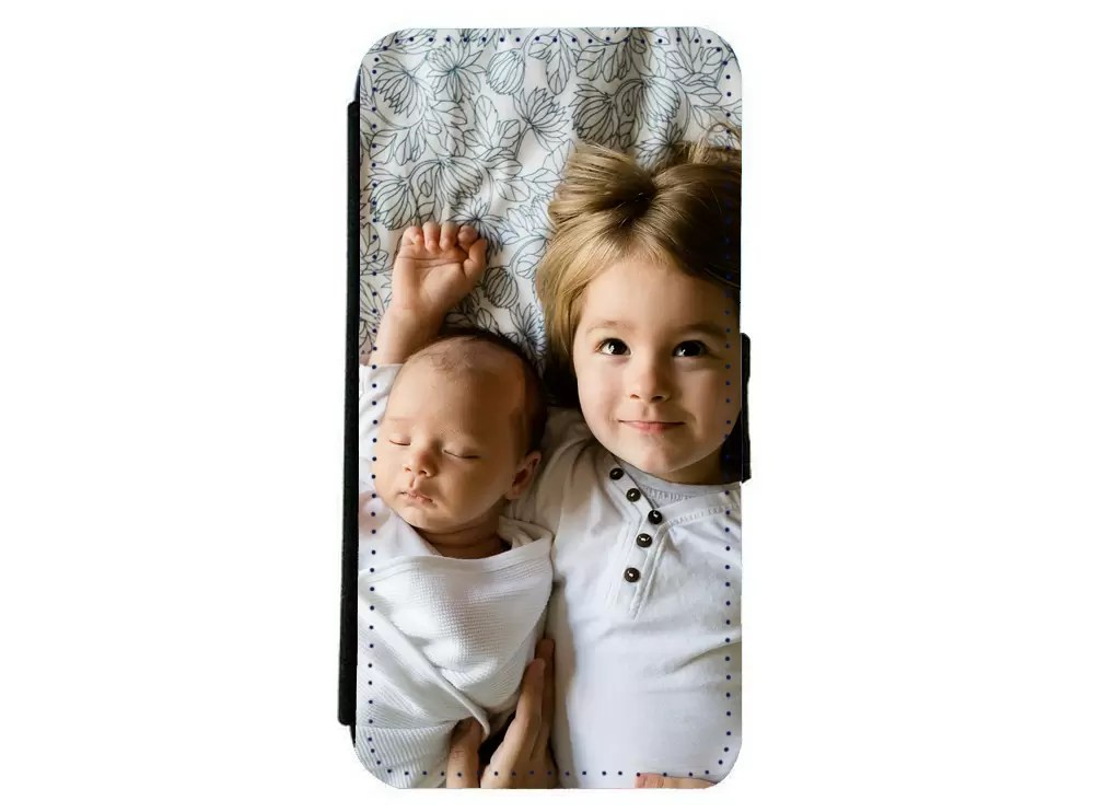 iPhone 6 photo flip phone case Father's day gift