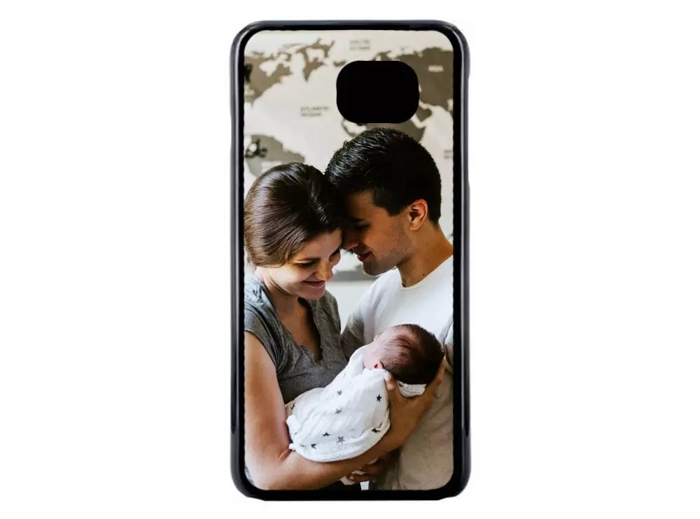 Samsung S7 photo rubber phone case Father's day gift