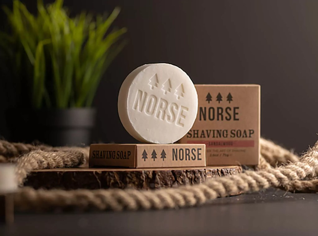 Norse Shaving Soap available at Valley Mill