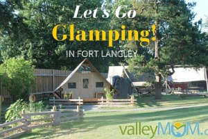 Let's Go Glamping in Fort Langley