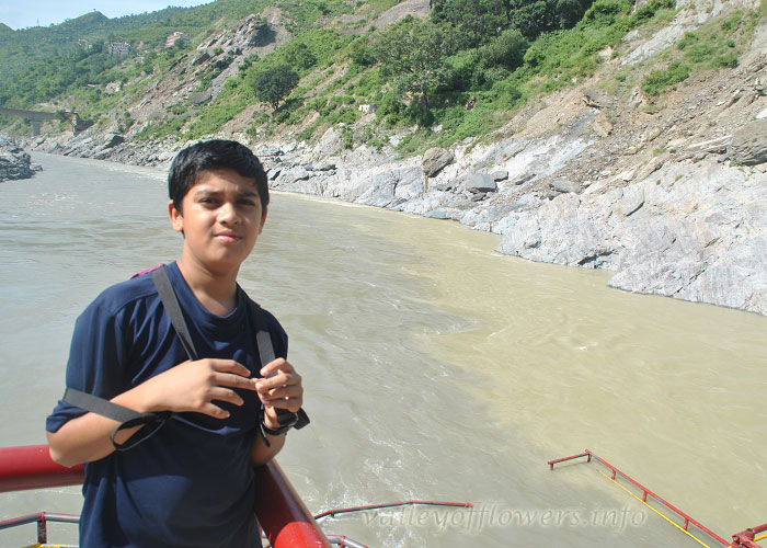 Me at Devprayag