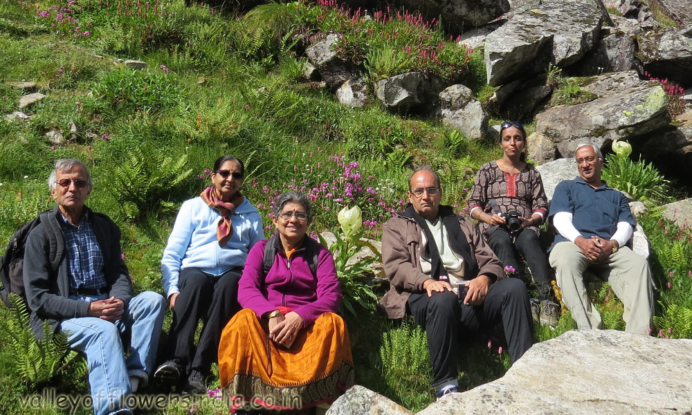 Valley of Flowers Trek- Complete Family Holiday