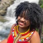 UMass Amherst MFA Student, Yvette Lisa Ndlovu.