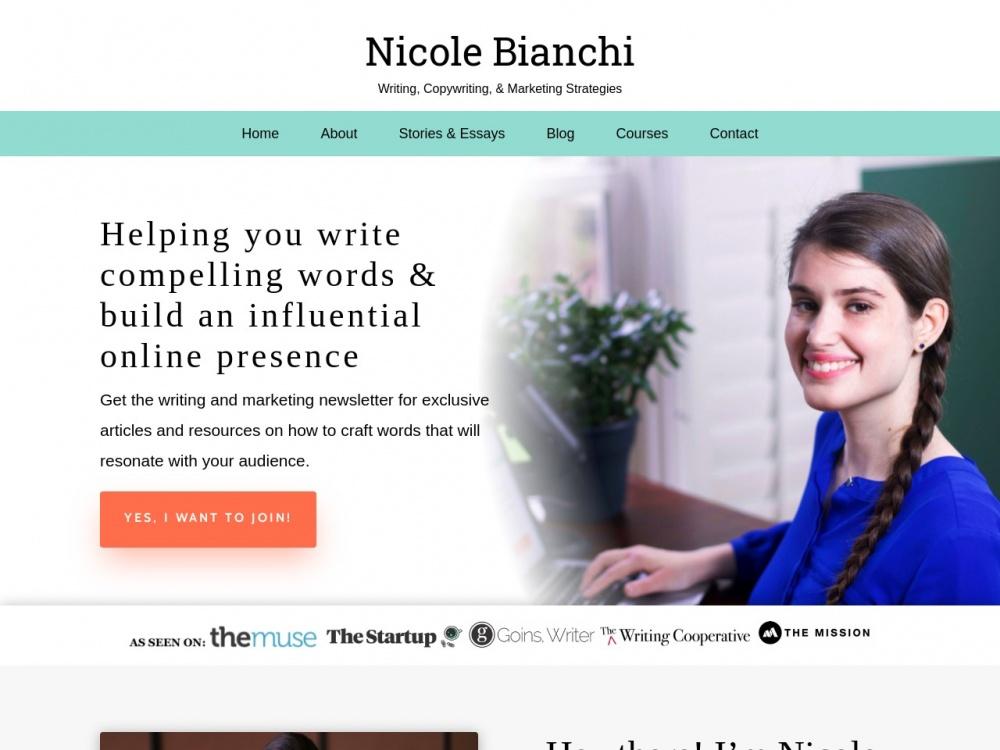 https://nicolebianchi.com/