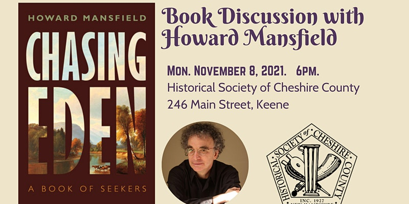 Book Discussion with Howard Mansfield
