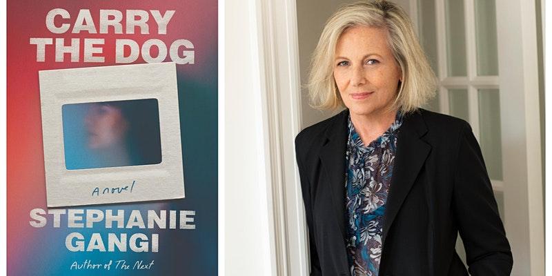 Author Interview- Stephanie Gangi, author of Carry the Dog