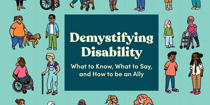 Demystifying Disability- A discussion with Emily Ladau