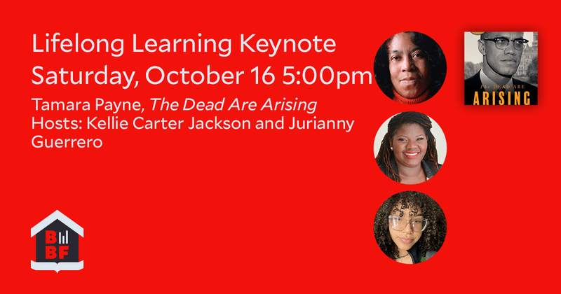 Lifelong Learning Keynote-Boston-Book-Festival-2021
