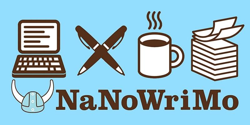 Virtual Preptober for National Novel Writing Month (NaNoWriMo)