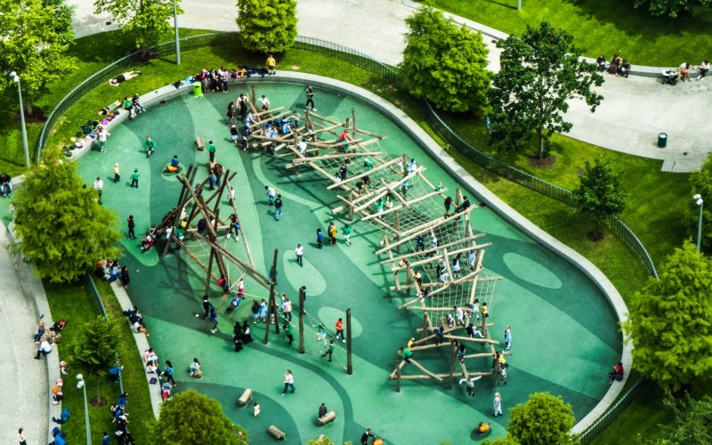 The rising demand for Green Amenity Space