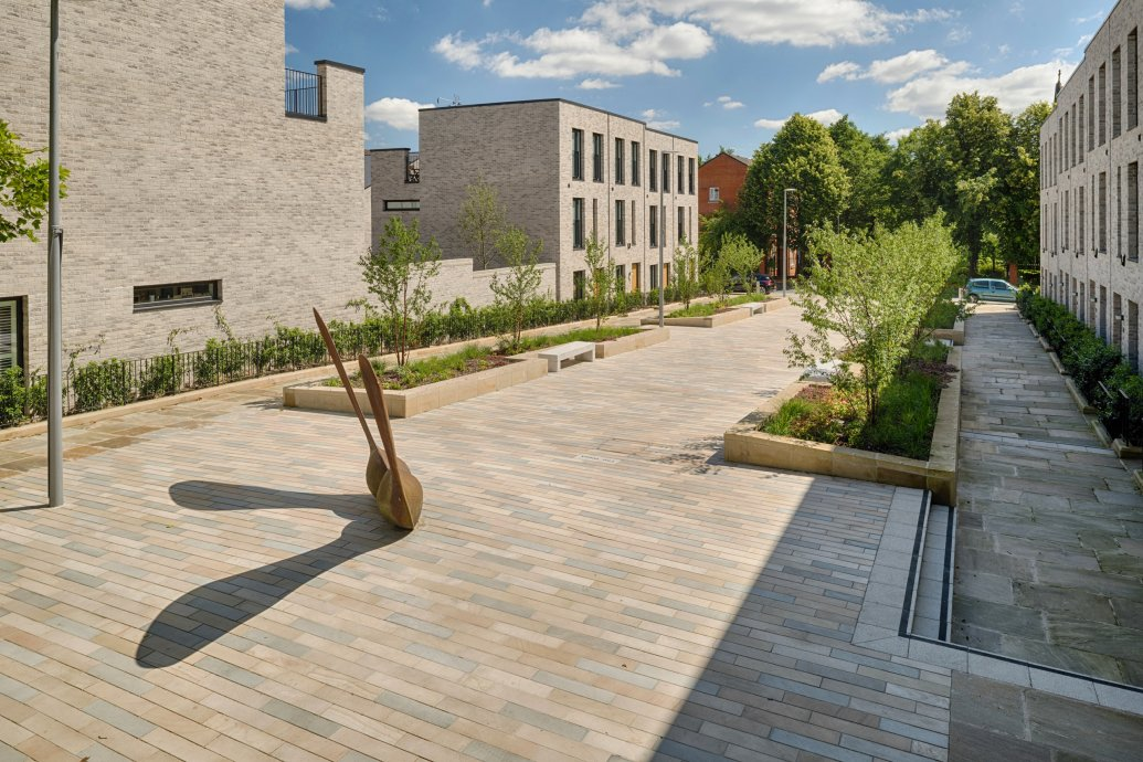 Valley Provincial, landscape construction, London corporate landscaping, soft landscaping contractors in London, soft landscaping, London commercial landscaping
