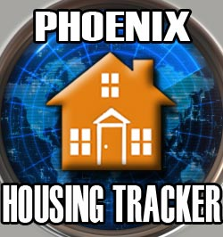 Phonenix Housing Tracker