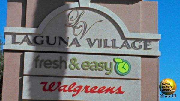 Picture of Laguna Village shopping at Warner Ranch Tempe