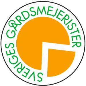 Sveriges gårdsmejerister logo