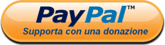 paypal donazioni