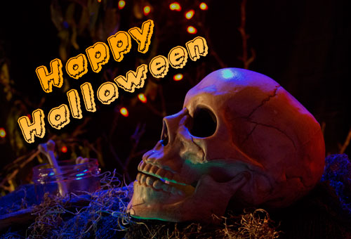 Happy Halloween! | Val O. Morris – Author/Filmmaker