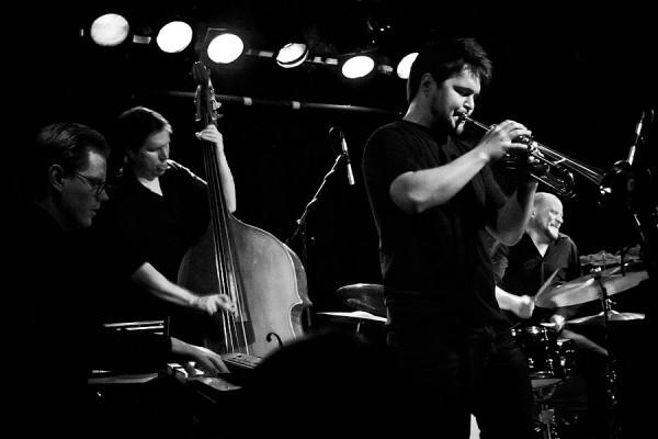 Verneri Pohjola Quartet, Kuudes Linja, Helsinki, 14.4.2012