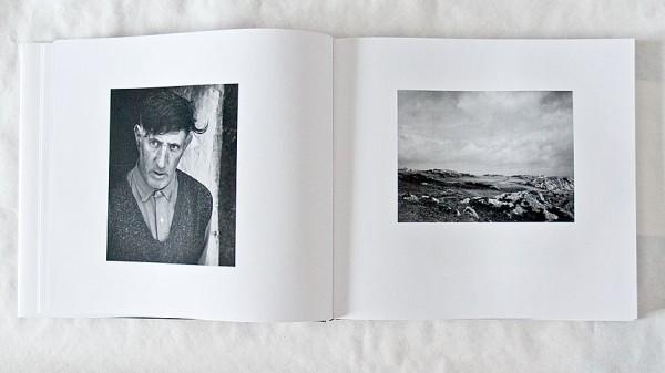 """""""Isle of Man""""-projektin pääosassa ovat Paul Strand-vaikutteiset, vankasti sommitellut ja vakavat muotokuvat saaren asukkaista."""