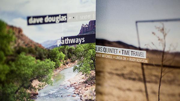 Dave Douglas: Pathways & Time Travel (Greenleaf Music, 2013)