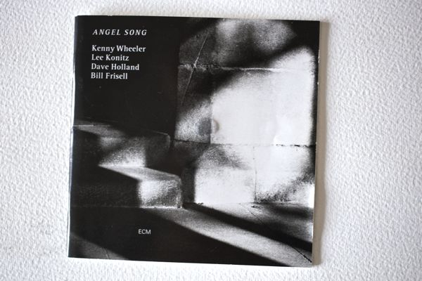 Wheeler, Konitz, Holland, Frisell: Angel Song (ECM, 1997)