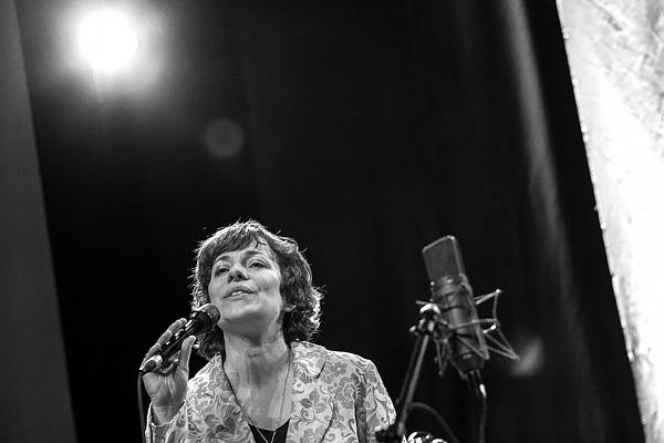 Lina Nyberg Luulajassa vuonna 2007.