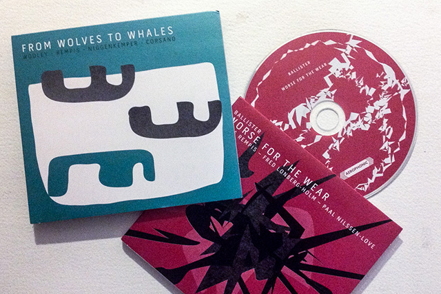 From Wolves To Whales & Worse For The Wear (Aeroponic Records, 2014)