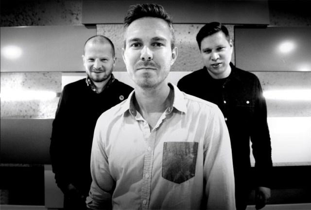 Joonas Haavisto Trio. Kuva: Antti Aimo-Koivisto