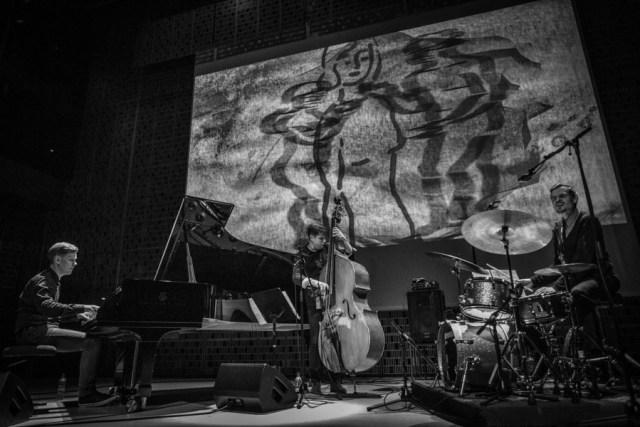 Aki Rissanen Trio Helsingissä syksyllä 2014