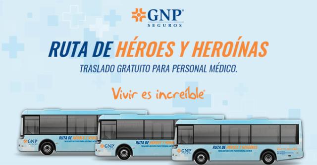 """Ruta de Héroes y Heroínas"""", iniciativa de GNP Seguros para ..."""