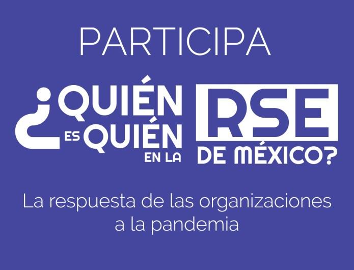 Quién es quién en la RSE de México, participa