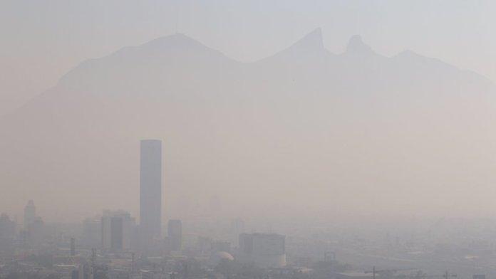 ciudades más contaminadas de México
