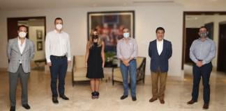 Gobierno e iniciativa privada trabajan en corresponsabilidad por el beneficio de Sonora