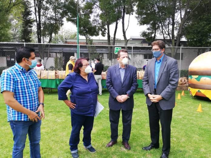 Arcos Dorados reconoce labor de los 'héroes de la pandemia'