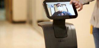 Temi, un robot que permite la consulta virtual de pacientes con COVID-19