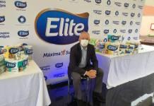 Elite dona 300,000 cubrebocas