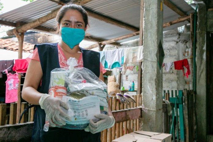 Amway y Un Kilo de Ayuda apoyan la nutrición infantil durante la pandemia