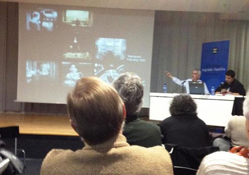 """Conferencia """"Distopías en ciencia, literatura y cine"""", con Ricard Ruiz Garzón"""