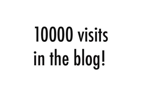 10000visits
