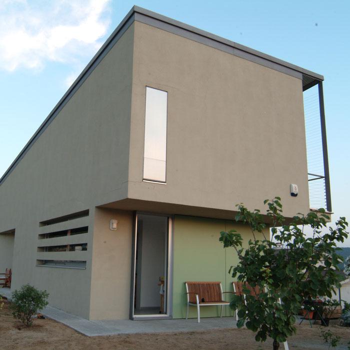 Casa SM, La Roca