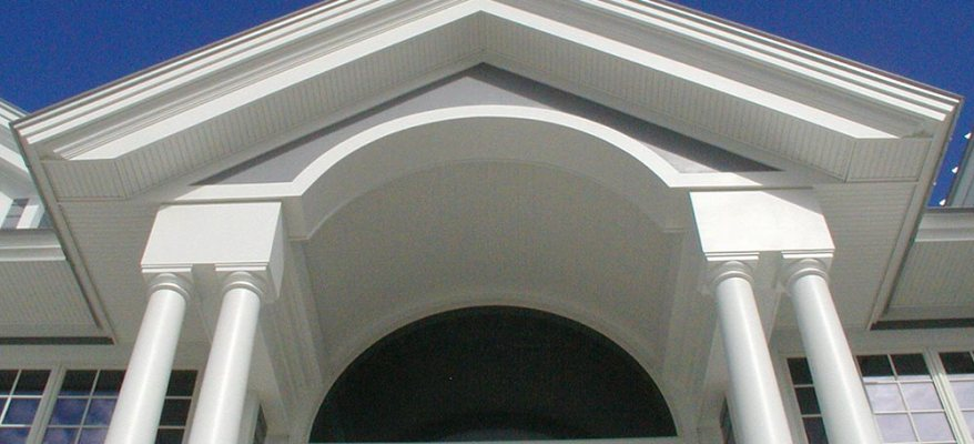 Valor fiberglass columns