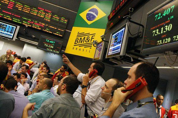 Resultado de imagen para Fotos de la bolsa del Brasil