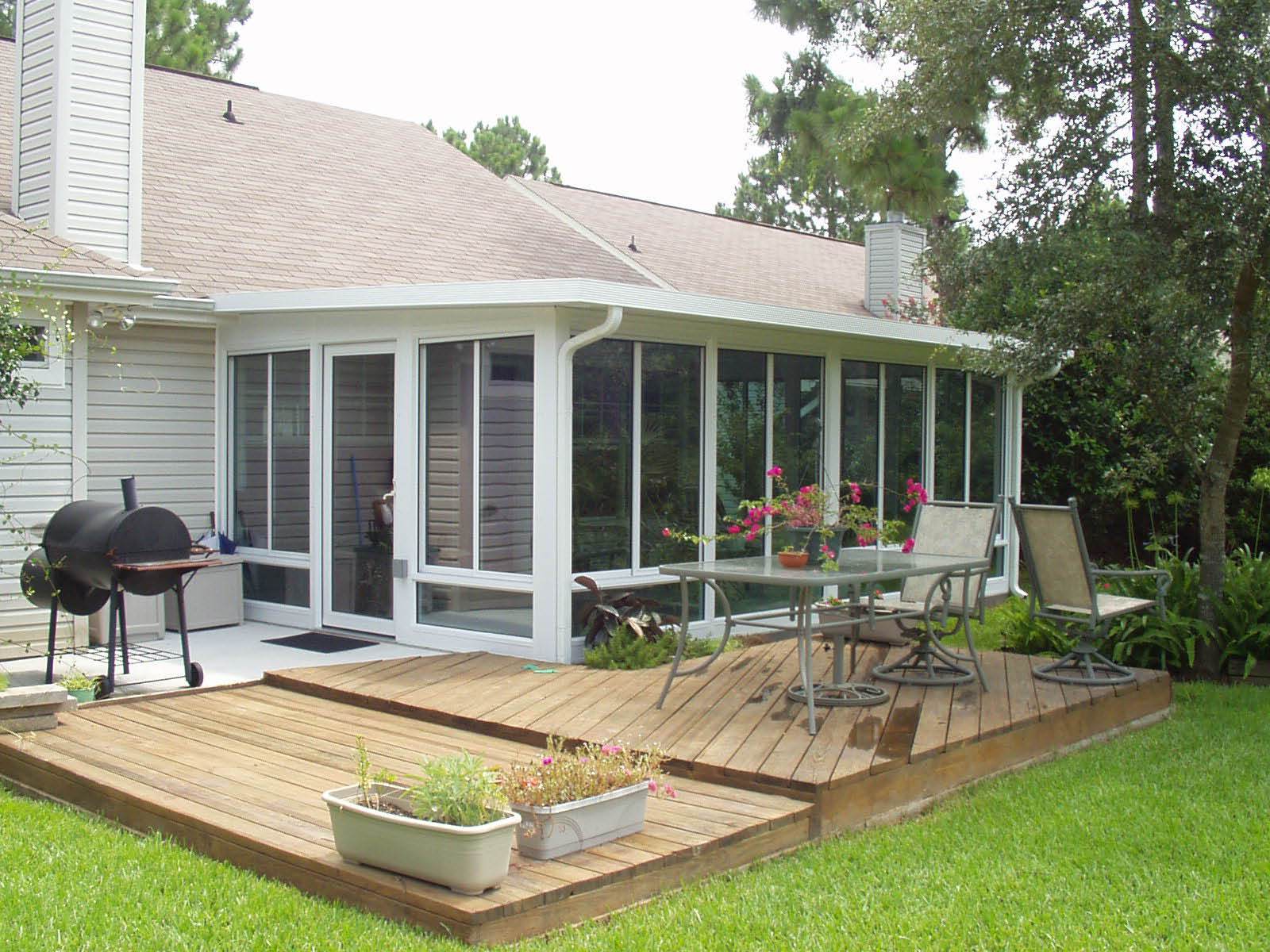 TEMO Sunrooms/Funspace Direct - Local Coupons February 01 ... on Patio Enclosures  id=41870