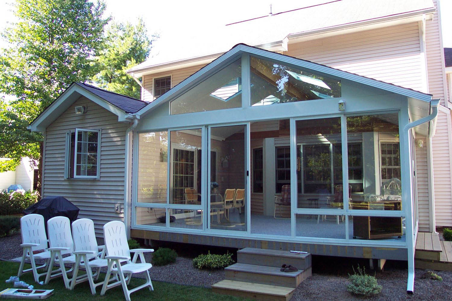 Patio Enclosures Rochester NY in EAST ROCHESTER, NY ... on Patio Enclosure Ideas  id=40030
