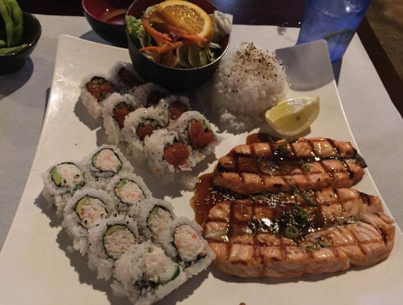 Where Eat Sushi Near Me