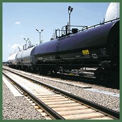 Rail Scales for Hazardous Area
