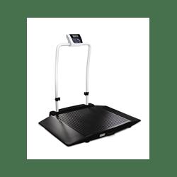 350-10-3 Dual-Ramp Wheelchair Scale