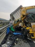 Incidente autostrada torino-bardonecchia A32