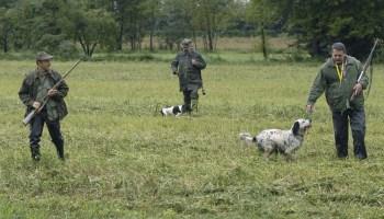 caccia giornata apertura stagione venatoria foto di yuri colleoni