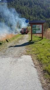 Oulx Incendio